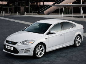 ford mondeo zpět na ford