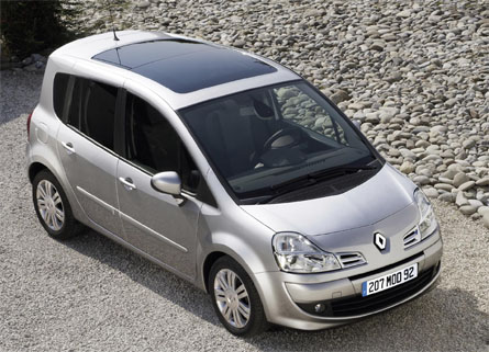 Renault Grand Modus. Renault Grand Modus